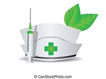 médecine, ambiant