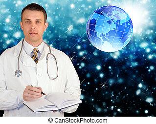 médecine, avenir, génétique
