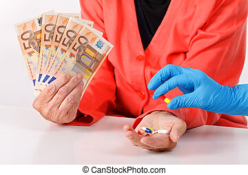 médecine, coûteux