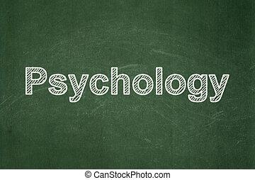 médecine, concept:, psychologie, fond, tableau