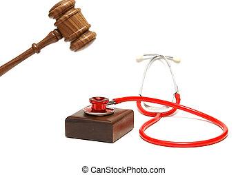 médecine, droit & loi