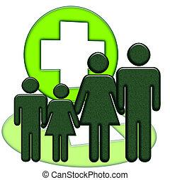 médecine, famille
