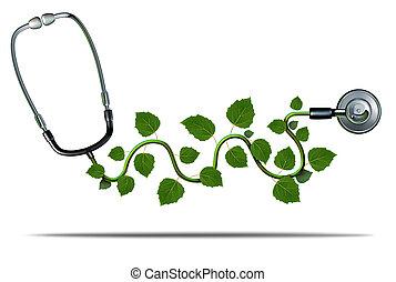médecine, naturel