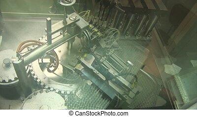médicaments, production, automatique