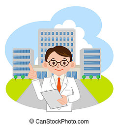 médico hospital