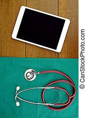 médico, technology.