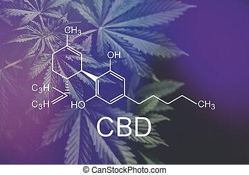 médico, thc, saúde, crescendo, fórmula, elementos, cannabinoids, indústria, cannabis, cbd, despancery, marijuana, cânhamo, business., cannabidiol.