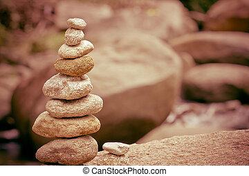 méditation, équilibre