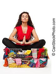 méditation, achats