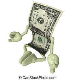 méditation, argent