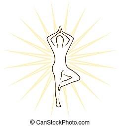 méditation, yoga