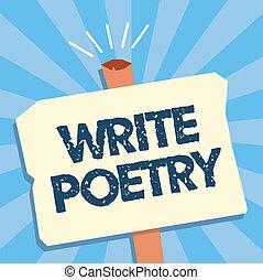 mélancolique, note, littérature, business, poetry., photo, ...