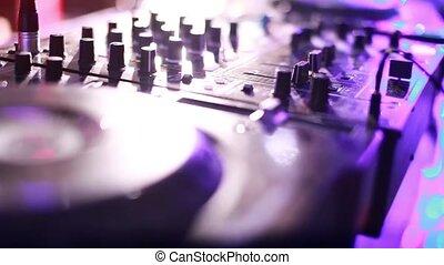 mélange, dj