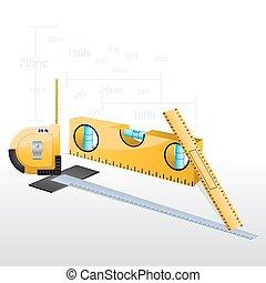 mérés, felszerelés