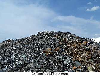 métal, déchets