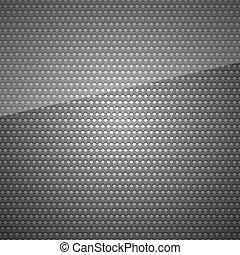 métal, seamless, surface