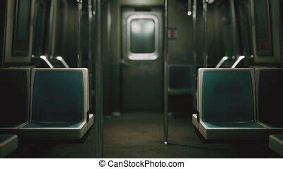 métro, usa, covid-19, voiture, because, épidémie, ...