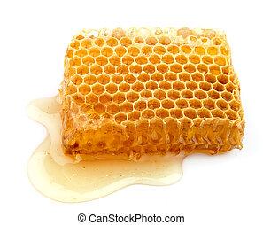 méz, átlyuggat