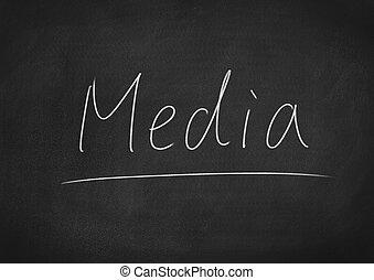 mídia