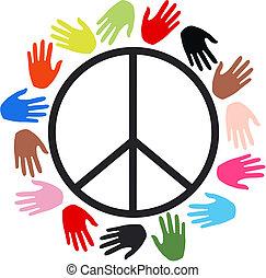 mír, volnost, rozmanitost