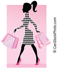 mód, compras