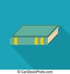 mód, könyv, ikon, biológia, lakás