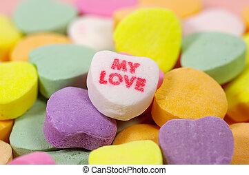 mój, miłość