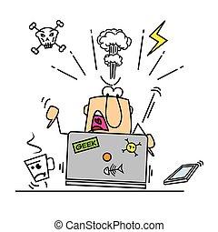 mój, mnie, marki, realy, pomylony, komputer