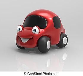 móka, autó