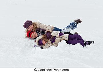 móka, hó
