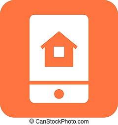 móvel, habitação