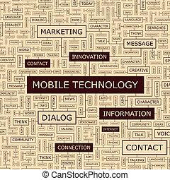 móvel, tecnologia