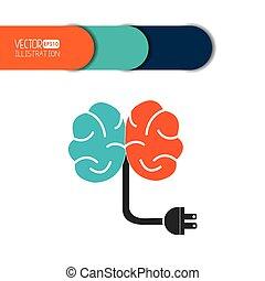 mózg burza, projektować