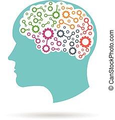 mózg, strony, tworzenie sieci