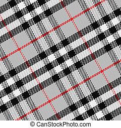 mönster, seamless, 1, vektor, skotska språket, tartan
