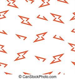 mönster, seamless, vektor, bakgrund, blixtra, abstrakt, energi