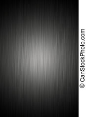 mörk, stål, borstat, struktur
