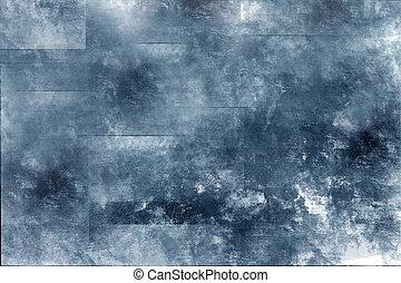 mörkblå, abstrakt, bakgrund