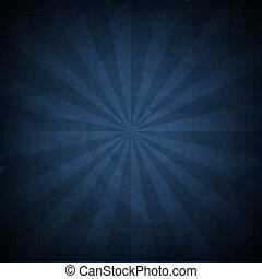 mörkblå, bakgrund