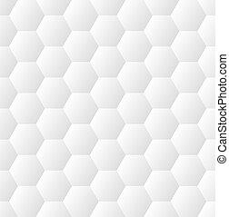 mønster, hvid