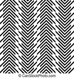 mønster, seamless, stribe