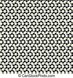 mønster, vektor, seamless