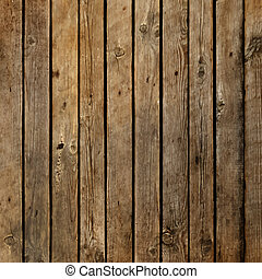 mørke, træ, planke, vektor, baggrund