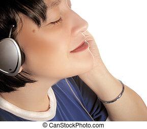 música, amando