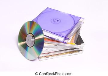 música, cds