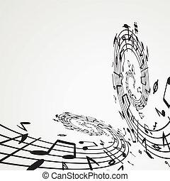 música, composição
