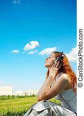 música!, escutar