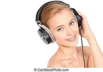 música, gastar, tempo