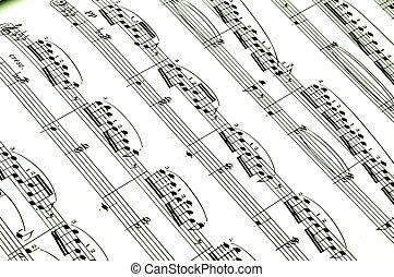 Música hoja Imagenes Stock Photo. 18.106 Música hoja retratos y ...
