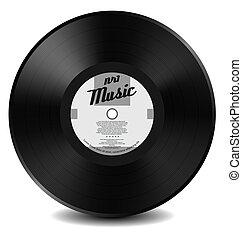 música, vinilo